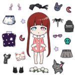 Vlinder Doll – Dress up Games, Avatar Creator (Mod) 2.6.9