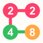 2 For 2: Connect the Numbers Puzzle (Mod) 2.2.0