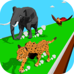 Animal Transform Race – Epic Race 3D (Mod) 0.6.1