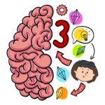 Brain Test 3: Tricky Quests & Adventures (Mod) 2.718