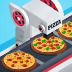 Cake Pizza Factory Tycoon: Kitchen Cooking Game (Mod) 4.0