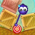 Catch the Candy: Remastered! Red Lollipop Puzzle (Mod) 1.0.60