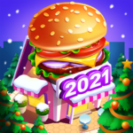 Cooking Marina – fast restaurant cooking games (Mod)1.9.26