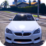 Drive BMW M6 Coupe – City & Parking (Mod) 5.2