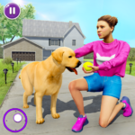 Family Pet Dog Home Adventure Game (Mod) 1.2.9