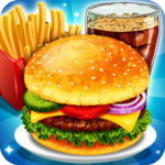Fast Food  Cooking and Restaurant Game (Mod) 1.2