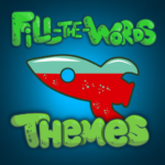 Find The Words – search puzzle with themes (Mod) 3.0