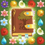 Flower Book: Match-3 Puzzle Game (Mod) 1.193
