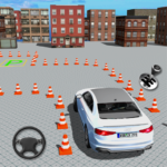 Hard Modern car parking Simulator : Car Master 3d (Mod) 1.2.3