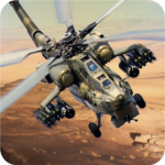 Helicopter Combat Gunship – Helicopter Games 2020 (Mod) 1.17