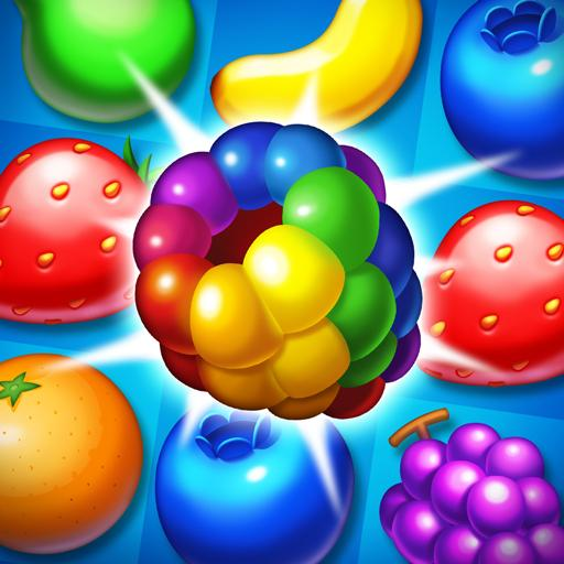 Juice Pop Mania: Free Tasty Match 3 Puzzle Games (Mod) 4.2.6