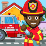 Pretend my Fire Station: Town Firefighter Life (Mod) 1.4