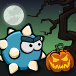 Spike ball: stop the zombie and evil spirits (Mod) 1.5