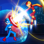 Stickman Fighter Infinity – Super Action Heroes (Mod) 0.0.2