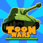 Toon Wars: Awesome PvP Tank Games (Mod) 3.62.4
