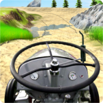Tractor Trolley Simulator Offroad Tractor Racing (Mod) 1.0