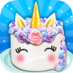Unicorn Food – Sweet Rainbow Cake Desserts Bakery (Mod) 3.1.0