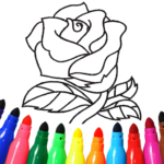 Valentines love coloring book (Mod) 13.6.0