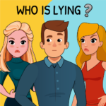 Who is? Brain Teaser & Tricky Riddles (Mod) 1.3.4