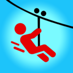 Zipline Valley – Physics Puzzle Game (Mod) 1.9.4