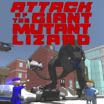 Attack of the Giant Mutant Lizard (Mod) 1.1.2