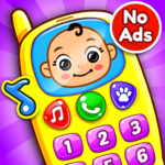 Baby Games – Piano, Baby Phone, First Words  1.3.4   (Mod)