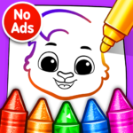 Drawing Games: Draw & Color For Kids 1.0.3  (Mod)