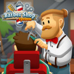 Idle Barber Shop Tycoon –   Business Management Game  1.0.3  (Mod)