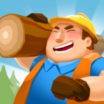 Idle Forest Lumber Inc: Timber Factory Tycoon  1.0.5 (Mod)