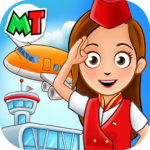 My Town : Airport Free  1.01 (Mod)