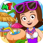 My Town : Beach Picnic Games for Kids  1.23  (Mod)