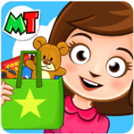 My Town: Stores – Doll house & Dress up Girls Game 1.71  (Mod)