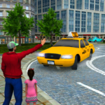 New Taxi Driving Games 2020 – Real Taxi Driver 3d  4 (Mod)