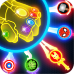 Super Hero Knife Battle_Free App (Mod) 1.6