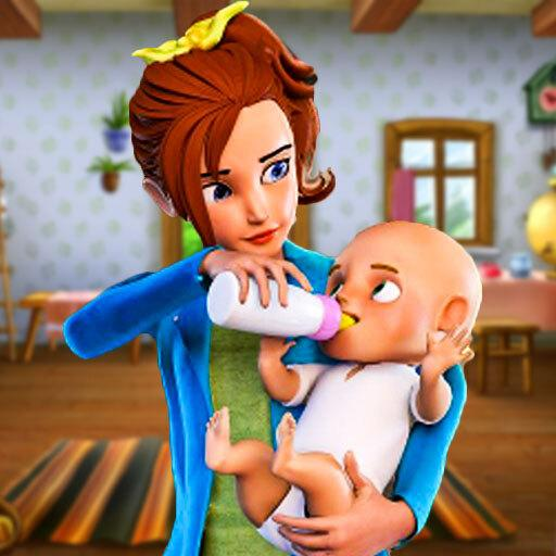 Busy Virtual Mother Simulator 2 : Family game (Mod) 2.1