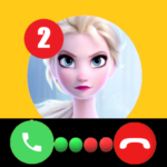 Call Elssa Chat + video call (Simulation) (Mod) 13.0