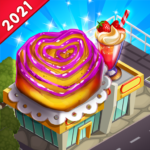 Cook n Travel: Cooking Games Craze Madness of Food (Mod) 3.2