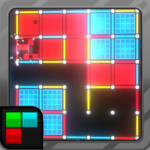 Dots and Boxes (Neon) 80s Style Cyber Game Squares (Mod) 2.1.29