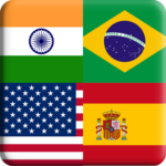Flags Quiz Gallery : Quiz flags name and color (Mod) Flag 1.0.206