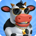 Idle Cow Clicker Games: Idle Tycoon Games Offline (Mod) 3.1.2