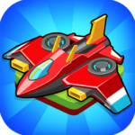Merge Planes – Best Idle Relaxing Game (Mod) 1.1.58