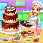 Sweet Bakery Chef Mania: Baking Games For Girls (Mod) 4.5
