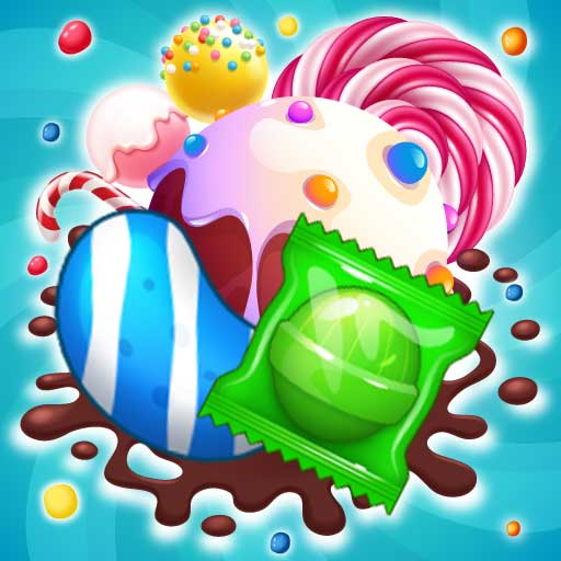 Sweet Candy: blast puzzle game (Mod) 2.0.8