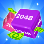 Chain Cube 3D: Drop The Number 2048 (Mod) 1.0.2