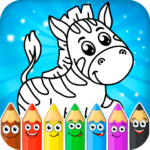 Coloring pages for children: animals (Mod) 1.0.9