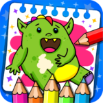 Fantasy – Coloring Book & Games for Kids (Mod) 1.22