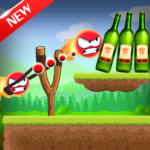 Knock Down Bottles 321 :Ball Hit Cans & Shoot Down (Mod) 0.2