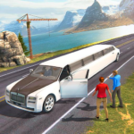 Limousine Taxi Driving Game (Mod) 1.14
