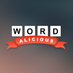 Wordalicious – Relaxing word puzzle game (Mod) 1.5.0
