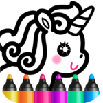 Kids Drawing Games for Girls! Apps for Toddlers! (Mod)1.6.0.12